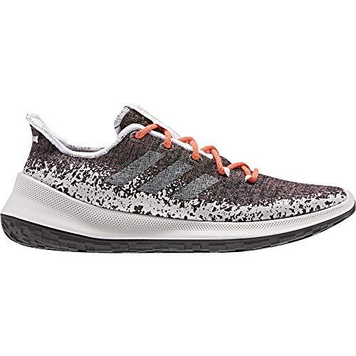 Adidas SenseBOUNCE + W, Zapatillas de runningMujer Mujer, Multicolor (SOMVIS/FTWBLA/VISSUA), 38 EU