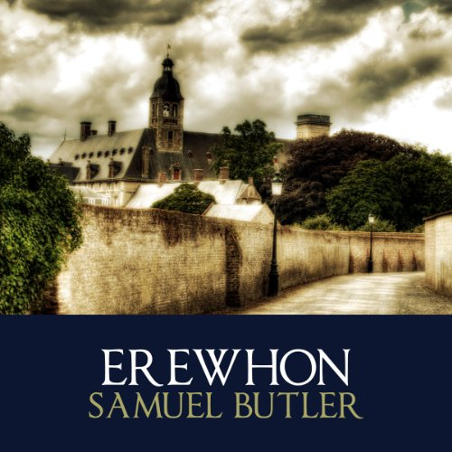 Erewhon audiobook cover art