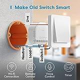 Zoom IMG-2 meross smart interruttore wifi alexa