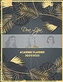 Dua Lipa Academic Planner 2021/2022: DATED Calendar   Monthly Journal   Organizer For Study   Improving Personal Efficency Agenda   Tropical Grey
