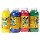 Delightful Crayola Washable Ready Mix Paint -- by Crayola -