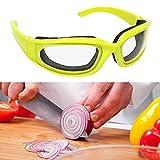 Cooking Tools Masque de protection pour barbecue Lunettes de sécurité à oignon pour coupe-légumes