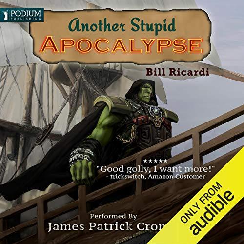 Another Stupid Apocalypse cover art