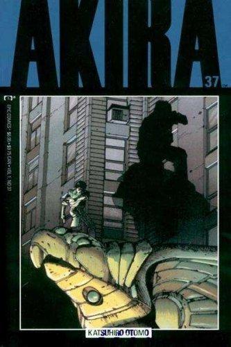 AKIRA #37 : Evolution by Katsuhiro Otomo (1995-01-01)