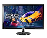 ASUS VS278H - Ecran PC gaming 27'' FHD - Dalle TN - 1ms - 16:9 - 1920x1080 - 300cd/m² - 2x HDMI & VGA - Haut-parleurs