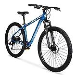 Hyper 29' Explorer Men's Hard Tail Mountain Bike, Blue