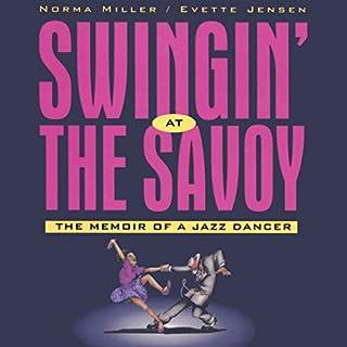 Swingin' at the Savoy audiobook cover art