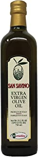 Morettini San Savino Italian Extra Virgin Olive Oil | Cold Pressed | Bottled in Italy (750ml)