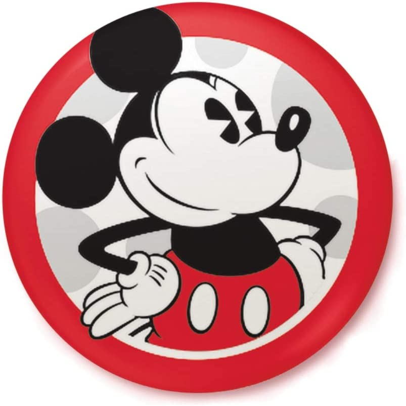 Genuine Disney Classic Mickey Max 90% OFF Mouse Badge Button Limited time sale Pin Pose