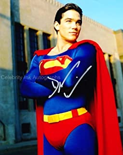 pictures of dean cain as superman