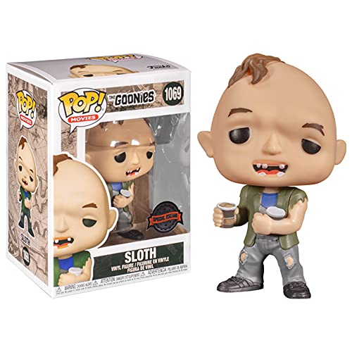 POP! Movies The Goonies 1069 Sloth Special Edition