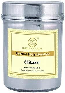 Khadi Organic Shikakai Powder - 150 gm