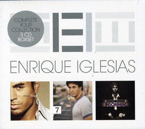 Enrique Iglesias Triple Pack [Import]