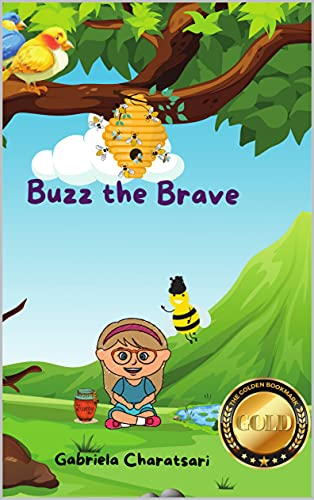 Buzz the Brave by [Gabriela Charatsari]