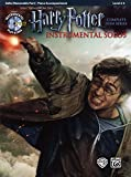 Harry Potter Instrumental Solos: From the Complete Film Series (Alfred's Instrumental Play-along)