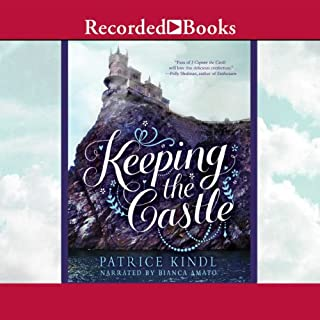 Keeping the Castle audiobook cover art
