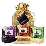 Best Handmade Soaps - Handmade Soap Bar Gift Set - 100% Natural,Organic Review