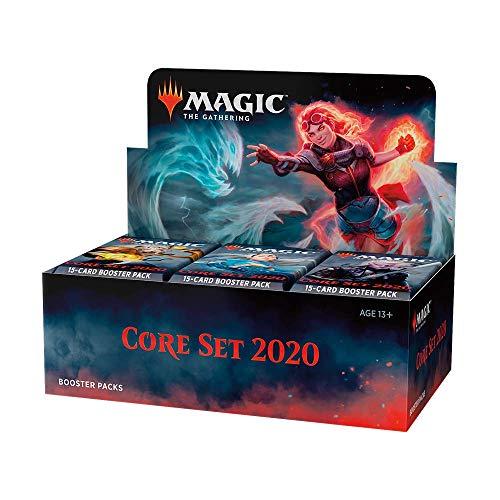 Magic: The Gathering Core Set 2020 Booster Box (36 Paquetes de Refuerzo)
