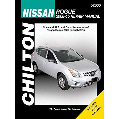 Nissan Rogue Chilton Automotive Repair Manual