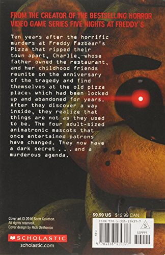 Five Nights at Freddy's: The Silver Eyes: 1