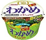 ミニわかめごましょうゆラーメン 38g ×12食 製品画像