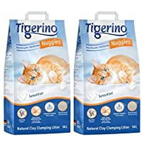 UNSCENTED - suitable for cats that are sensitive to fragrances. This fragrance-free litter is ideal for those cats that react to fragrances. It efficiently keeps nasty odours locked which makes life more pleasant for pets and their owners. 100% NATUR...
