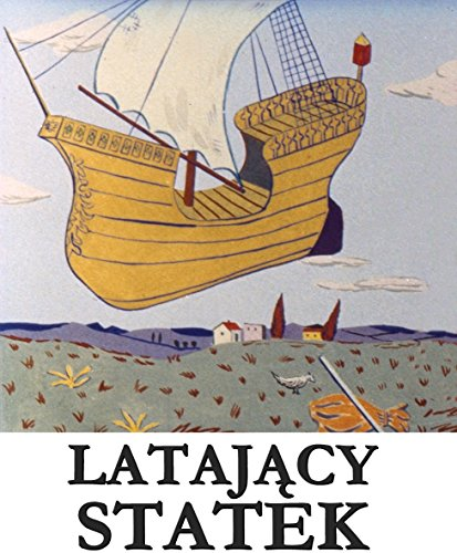 Latający statek (English Edition)