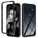 Mkej Case Compatible with LG G8X ThinQ Hülle, 360°