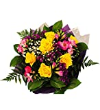Scented Cheer/Let Them Know You're Thinking of Them with a Luminous Bouquet/Flowers Delivered Next Day# Free Delivery