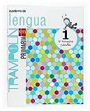Proyecto Trampolín, lengua, 1 Educación Primaria. 1 trimestre. Cuaderno (pauta): Metodo Globalizado - Cuaderno de Lengua Pauta 1 Trimestr