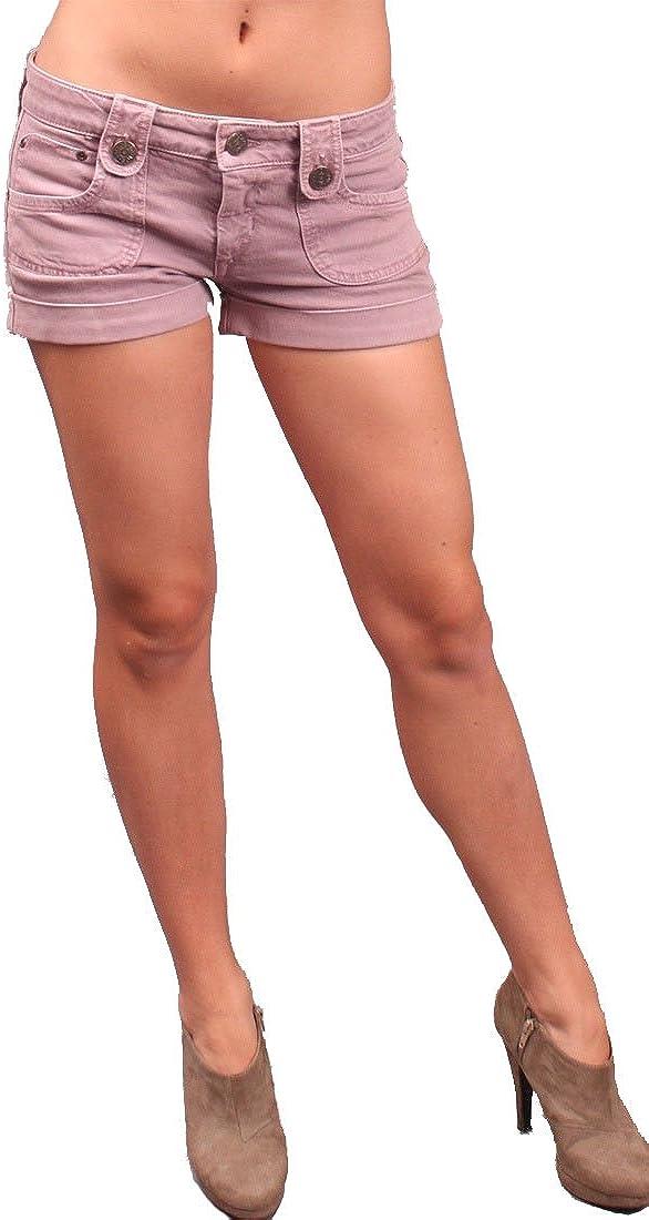 Dittos Women's 1 year warranty Saddleback Denim Pixie Purple Max 51% OFF in Shorts