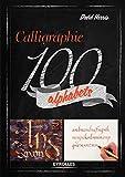 Calligraphie 100 alphabets