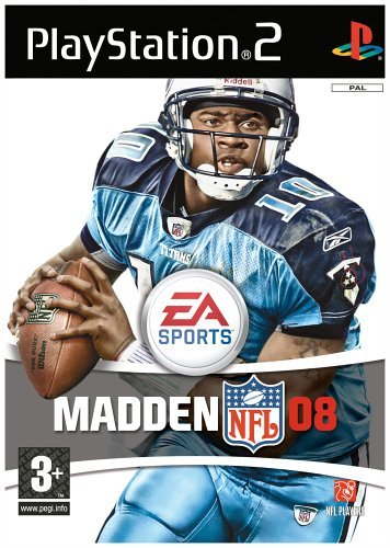 Playstation 2 - Madden NFL 08