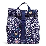 Vera Bradley womens Recycled Lighten Up Reactive Tote Lunch Bag, Belle Paisley, One Size US