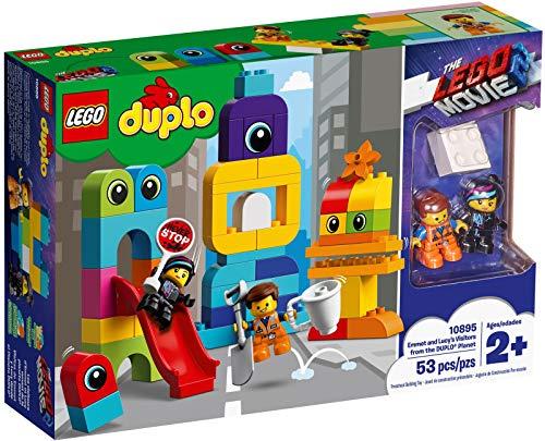 LEGO 10895 DUPLO Movie 2 Besucher DUPLOPlaneten (Vom Hersteller Nicht mehr verkauft)