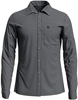 ODLO Men's Nikko Check Long Sleeve Shirt