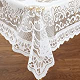 LACE TABLECLOTH RECTANGLE (60' X 84')