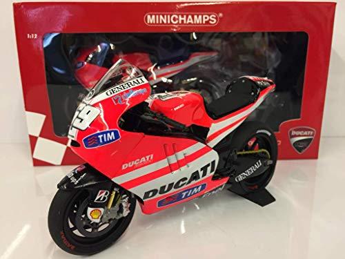 Ducati Desmosedici GP11.1 No.69 MotoGP 2011 (Nicky Hayden)
