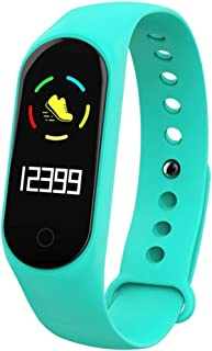WTYD Smartwear MS3 0.96 inches IPS Color Screen Smart Bracelet IP67 Waterproof,Support Call Reminder/Heart Rate Monitoring/Blood Pressure Monitoring/Blood Oxygen Monitor/Sleep Monitoring/Weather