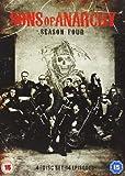 Sons Of Anarchy - Season 4 [Edizione: Regno Unito] [Reino Unido] [DVD]