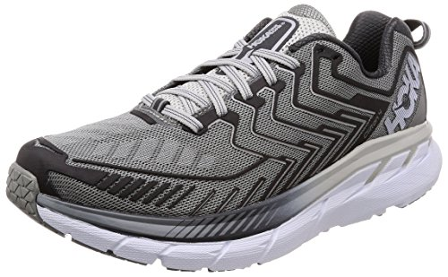 HOKA ONE ONE Mens Clifton 4 Griffin/Micro Chip Running Shoe - 9.5 M
