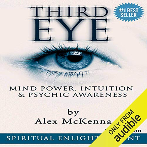 Third Eye Audiobook By Alex McKenna cover art