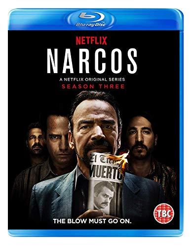 Narcos Season 3 [Blu-ray]