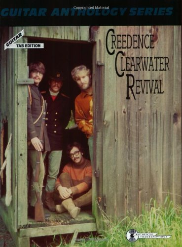 Download Creedence Clearwater Revival: The Guitar Anthology Series 0898986710