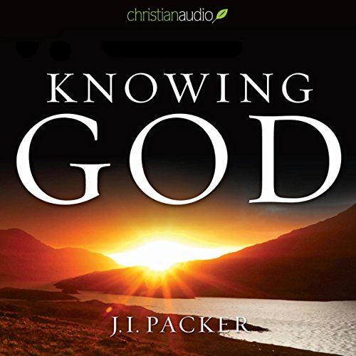 Knowing God audiobook cover art