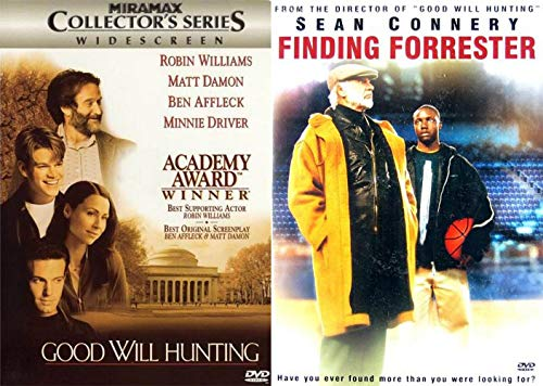 Gus Van Sant Drama Classics - Good Will Hunting (Collector's Series) & Finding Forrester 2-DVD Collection