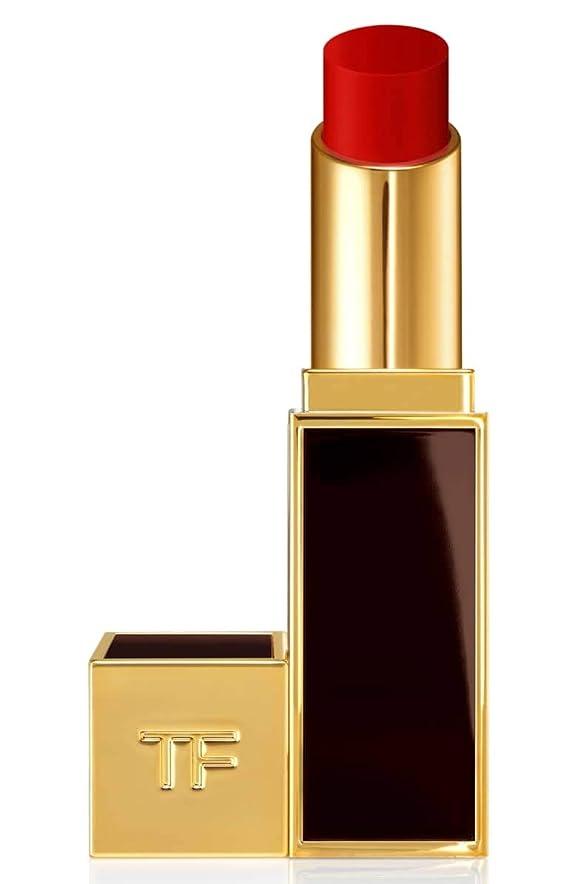 エレベーター国旗淡いトム フォード Lip Color Satin Matte - # 12 Scarlet Leather 3.3g/0.11oz並行輸入品