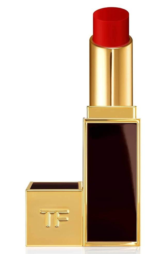 放散するメリーロシアトム フォード Lip Color Satin Matte - # 12 Scarlet Leather 3.3g/0.11oz並行輸入品