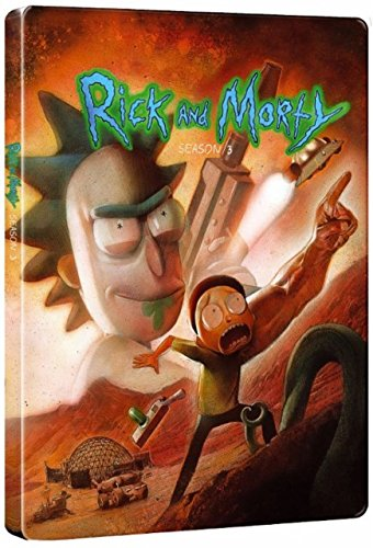 Rick and Morty:Complete Third Season [Blu-ray]