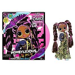 L.O.L. Surprise! O.M.G. Remix – Avec 25 Surprises – A collectionner Poupée mannequin, Vêtements & Accessoires…